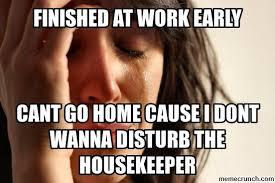 Housekeeper Meme - image jpg