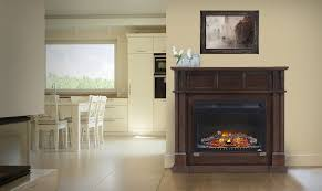 Electric Fireplace With Mantel The Bailey Electric Fireplace Mantel Package By Napoleon Nefcp24