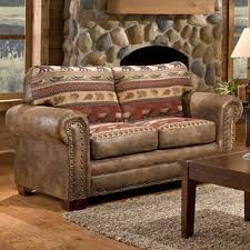 Bordeaux Nutmeg Paisley Loveseat Fabric Pattern Sofas Couches U0026 Loveseats Shop The Best Deals