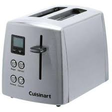 4 Slice Cuisinart Toaster Cuisinart Toasters Toasters U0026 Countertop Ovens The Home Depot