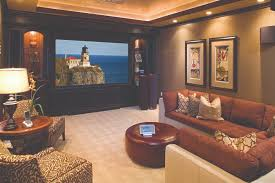How To Decorate Home Theater Room Home Theatre Room Decorating Ideas Of Exemplary Living Room