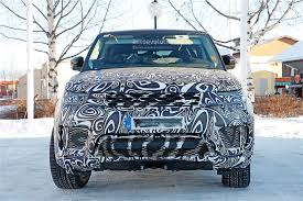 land rover modified 2018 range rover sport plug in hybrid spied looks different than