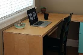 Bureau Desk Modern Simple Office Desk Office Computer Desk Plans Modern Bureau Desk