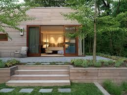 Terraced Patio Designs Contemporary Terraced Patio Exterior Decorating Ideas Garden