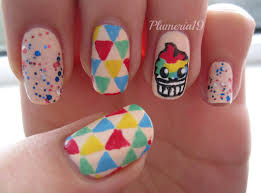 plumeriapainted my top 10 favourite nail art of this blogging year d