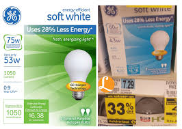 Led Light Bulbs For Sale by Ge Light Bulb Coupon Better Than Free At Rite Aid 2 1 Living