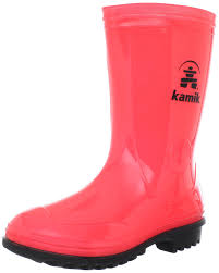 officially kamik sunshower rain boot toddler little kid shoes