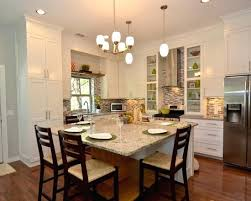 eat in kitchen islands kitchen island table with chairs corbetttoomsen