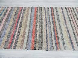 Striped Runner Rug Striped Runner Rug Envialette