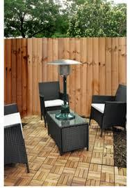 Patio Heater Table Garden Outdoor Table Top Gas Patio Heater