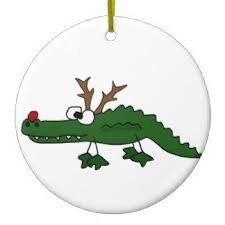 alligator ornaments best idea 2017