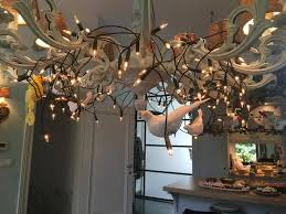 Diy Birdcage Chandelier Homemade Lamps Beautiful How To Make A Night Lamp Stunning