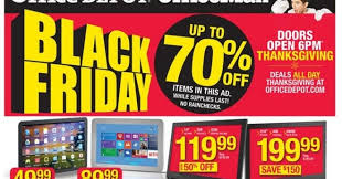 black friday office depot 2015 black friday ads office depot u0026 office max ad leaks online