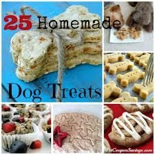 recipes for dog treats 25 dog treats