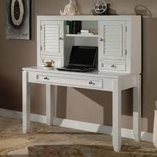 parker house boca 47 in writing desk cottage white hayneedle