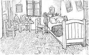 la chambre à coucher de vincent gogh vincent gogh brieven aan zijn broeder deel 3 dbnl