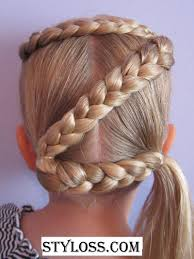 cool step by step hairstyles pix for cool braided hairstyles for teens hair and nails