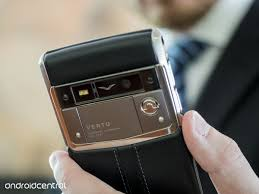 vertu phone 2016 vertu signature touch review android central