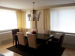 unique window treatments dining room traditional with apartment