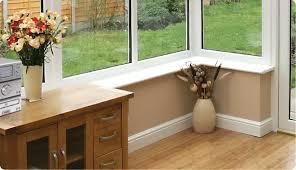 Wooden Interior Window Sill Windowsill Idea And Flooring Conservatory Ideas Pinterest