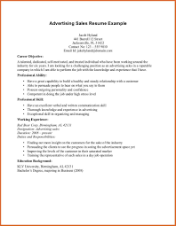 Job Objective On Resume by 100 Resume Introduction Samples How To Write Hobbies In