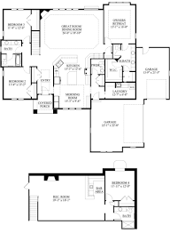 Ideal Homes Floor Plans 10 U2013 The Clemont U2013 Mba Parade Of Homes 2017