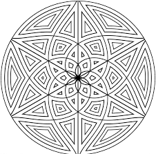 a beautiful gift for your kids kaleidoscope coloring pages
