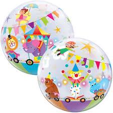 circus balloon circus parade balloon 22 56cm qualatex 25243