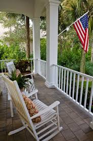 American Flag Home Decor Exterior Some Front Porch Floor Ideas For Your Inspiration Front