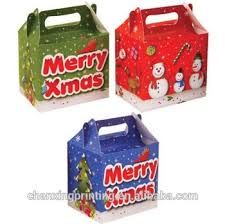 where can i buy christmas boxes christmas party boxes food loot lunch cardboard gift kids buy