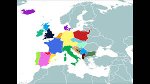 Interactive Map Of Europe by New And Alternate Future Map Of Europe Youtube