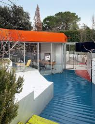 Selgas Cano Architecture Silicon House By Selgas Cano U2013 Deceptive Urbanity Mid Century Home