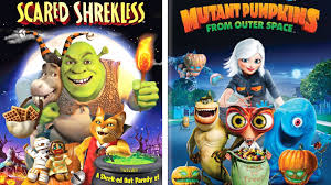 disney hocus pocus dreamworks spooky stories shrek monsters vs