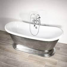 Pedestal Tub Bathroom Chic Pedestal Bathtub Design Pedestal Tub Faucets Free