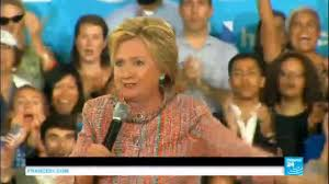 race to the white house hillary clinton u0027s poll numbers decrease