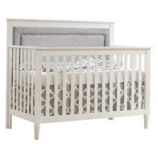 upholstered cribs tufted cribs bambibaby com