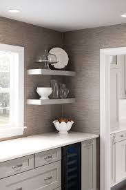 shenandoah cabinetry floating shelf in stone other rooms