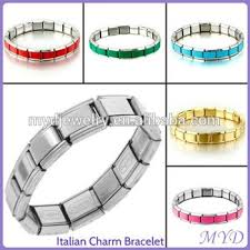 link bracelet charms images Various colors 9mm italian charms fit for brand zoppini bracelet jpg