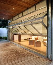 folding door glass 18 best horizontal bi fold door images on pinterest garage doors