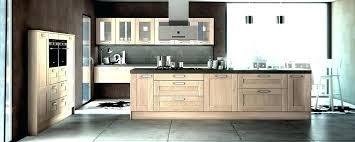 cuisine bois massif contemporaine cuisine en bois massif bois massif erable acajou cuisine