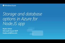 Azure Overview by 01 Azure Overview For Node Js Developers Microsoft Azure For