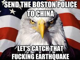 Earthquake Meme - america on the chinese earthquake meme meme collection