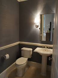 bathroom chair rail ideas awesome pictures of chair rail traditional powder room simple