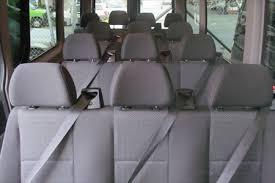 Sprinter Bench Seat Mercedes Benz Sprinter Rentals 12 15 Passenger Sprinter Cargo