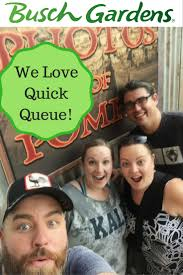 busch gardens family vacation packages i tried the quick queue at busch gardens williamsburg