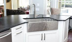 Farmhouse Sinks For Kitchens by Copper And Stainless Steel Farmhouse Sinks Havens Metal