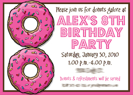 donut party got2havefaith