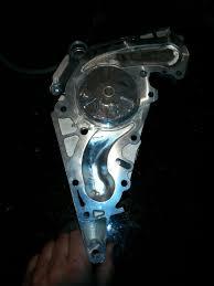lexus es300 water pump aisin water pump passage surface roughness clublexus lexus