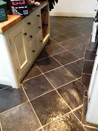 Slate Floor Kitchen by Stone Cleaning And Polishing Tips For Slate Floors Information
