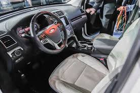 Ford Explorer Bucket Seats - 2016 ford explorer pricing revealed in build your own